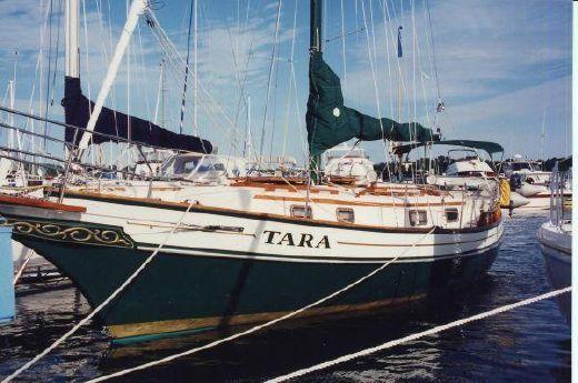 1986 Gozzard 36 36A