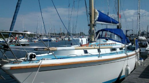 1973 Westerly Conway 36