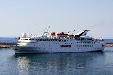 1989 Cruise Ship, 282 Passenger -Our Stock No. S2416