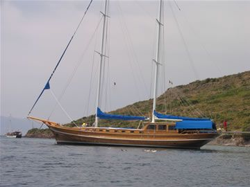 2002 Gulet Traditional Motorsailer