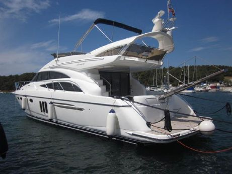 2008 Princess 58 Fly