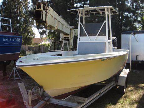 1984 Sea Craft 21cc