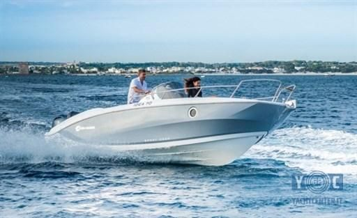 2017 Idea Marine IDEA 70 WA / 2xF150