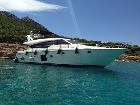 2006 Ferretti Yachts 630