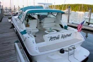 1997 Sea Ray 400 Express Cruiser