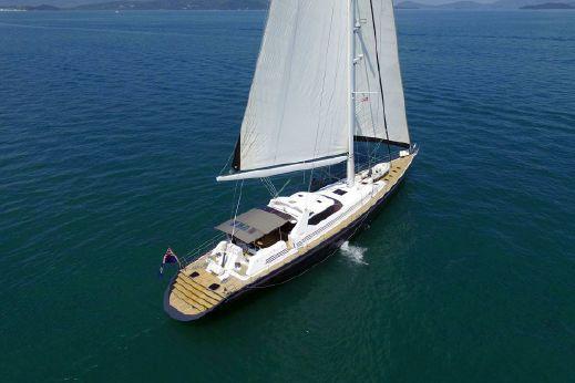 1987 Sensation Yachts 38m