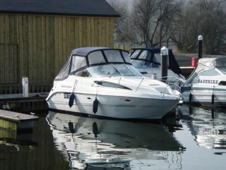 2001 Bayliner 265