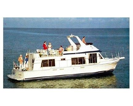1985 Chris Craft 450 Yacht Home