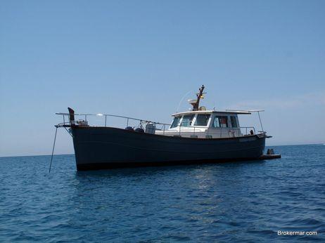 2007 Menorquin 180