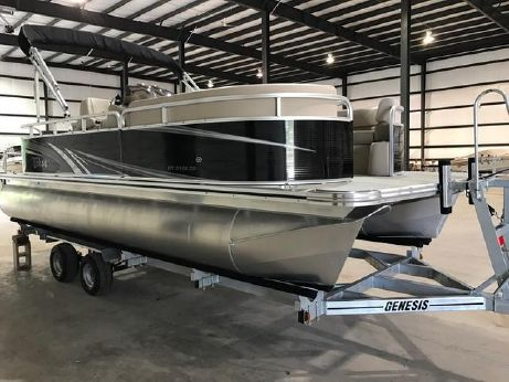 2017 Tahoe Pontoon 2185 GT Cruise