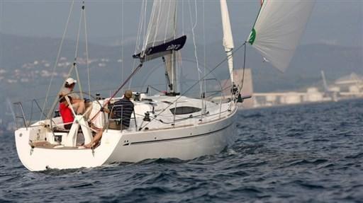 2007 Elan Marine Elan 340