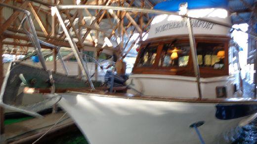 1977 Puget Trawler Long Range Cruiser