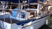 photo of 37' Puget Trawler Long Range Cruiser