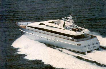 1987 Baglietto 120