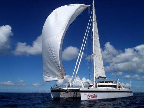 2000 One Off Catamaran 61 feet