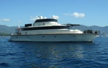 1961 Tjalk House Boat