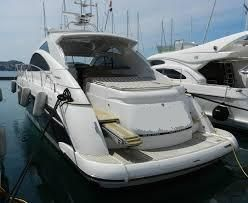 2008 Fairline 47 Targa