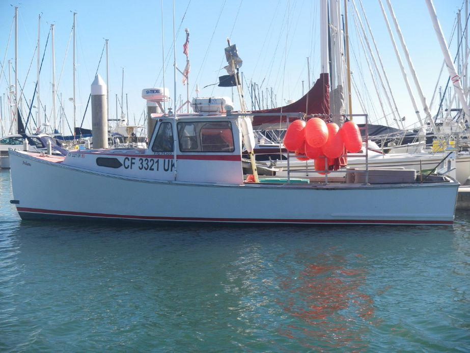 Lobster Boats For Sale >> 2000 Beal East Coast Lobster Boat Power Boat For Sale Www