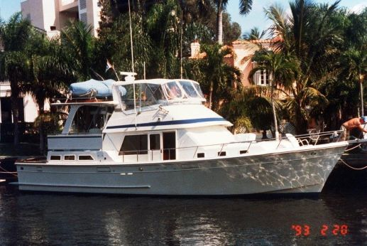 1989 Offshore 48 Yachtfisher