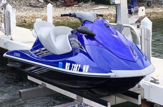 2011 Yamaha Waverunner VX 110 Cruiser