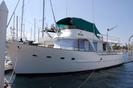 1970 Defever Trawler