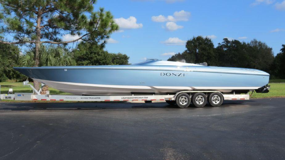 2006 Donzi 43 ZR Power Boat For Sale - www yachtworld com