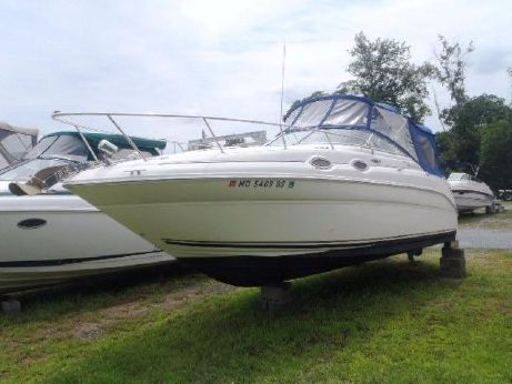 2002 (s) Sea Ray 260 Sundancer