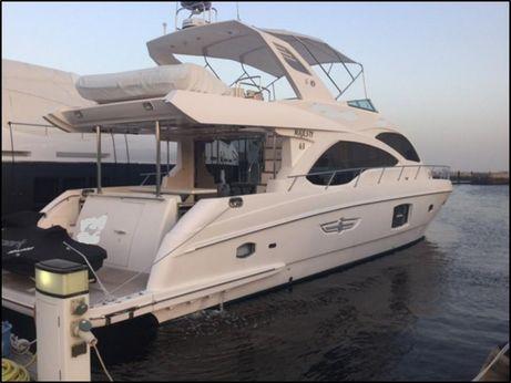 2013 Majesty Yachts 63