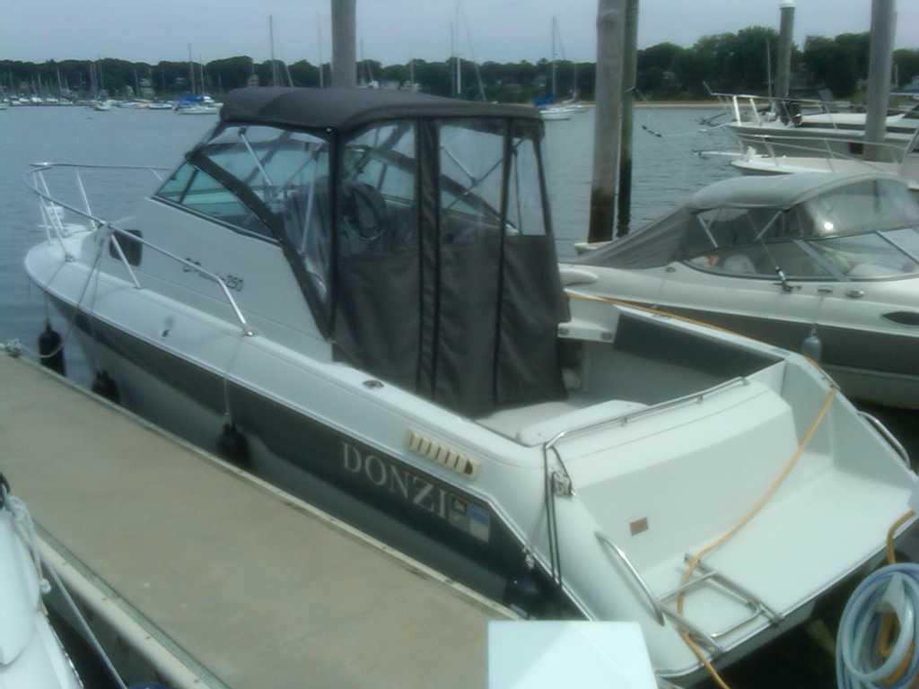 1989 Donzi Pescador Power Boat For Sale Www Yachtworld Com