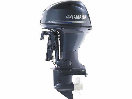 2015 Yamaha Marine F40