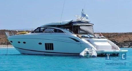 2012 Princess Yachts V 62