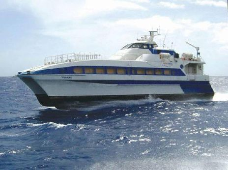 1992 Foilcat High Speed Ferry (JSS)