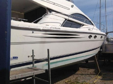 2002 Fairline Phantom 43