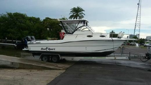 2002 Sea Sport 2800 Walk Around