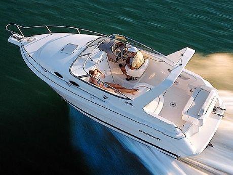 2002 Wellcraft 2400 Martinique