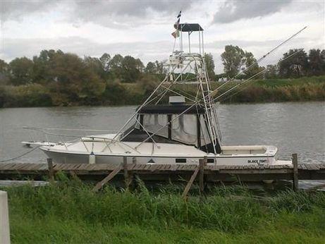 1984 Blackfin 29 combi fishermann