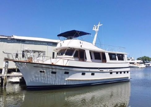 1988 Marine Trader 50' Widebody