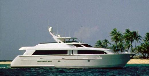 2002 Hatteras 92 Motor Yacht