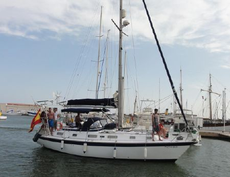1978 Westerly 35