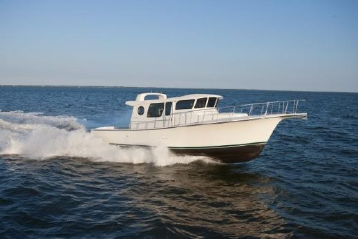 2015 Maine Coaster 42 Charter Three Quarter W/A