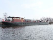 1903 Dutch Barge, Living Ship Restaurant vessel, compl. converted