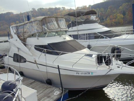 2005 Silverton 330 Sport Bridge