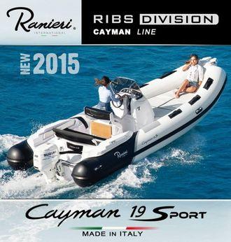 2015 Ranieri CAYMAN 19 Sport