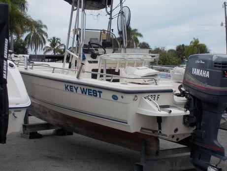 2004 Key West 216 Bay Reef