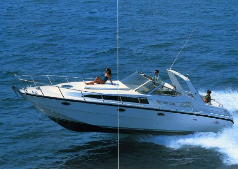1996 Rio Yachts Rio 1100 Cabin