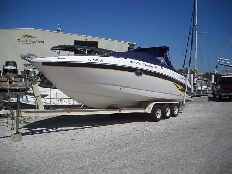 2000 Chaparral 280 SSi Bowrider