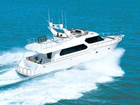 2016 Activa Pilothouse Motor Yacht