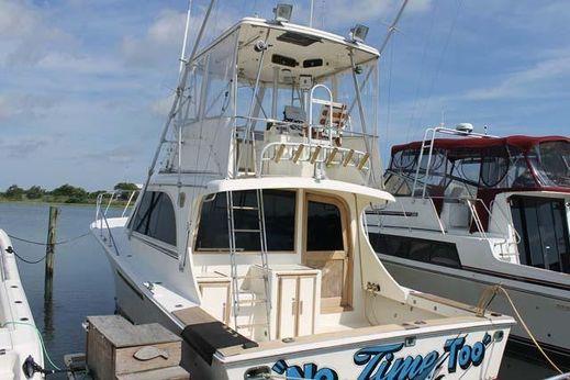 1988 Jersey 36 Convertible Sportfish