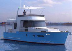 2015 Custom Build Trawler 48