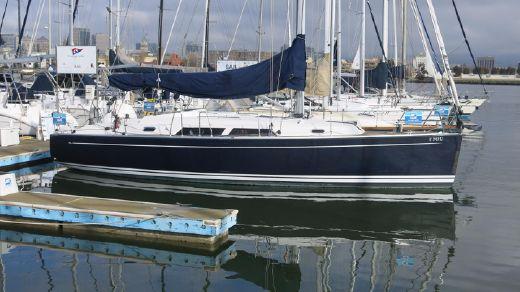 2008 Hanse 370E